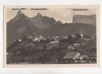 Gruyeres Switzerland Vintage RP Postcard Morel 334b