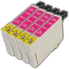 4 Magenta T1003 non-OEM Ink Cartridge For Epson T1006 Stylus SX515W SX600FW