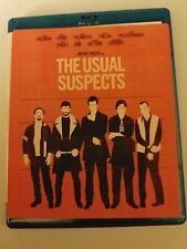 The Usual Suspects (Blu-ray Disc, 2009) movie Kevin Spacey