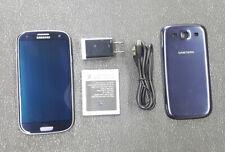 Samsung Galaxy S3 SGH-T999-16GB- Blue (T-Mobile unlocked) 30 days warranty