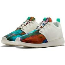 Nike Roshe One Print Tye Dye Mens Sail Menta Running Shoes AR1950 100 Size 12