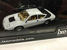 LAMBORGHINI URRACO P300 1975 WHITE 1:43 IXO COLLECTION-DIE CAST-MDC017