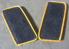 WWII GERMAN PANZER ARMORED RECON COLLAR TABS