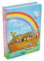 New!  MY FIRST BIBLE By Flying Frog Publishing Children's/Baby Padded Bible