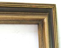ART DECO  GILDED WOOD FRAME FOR PAINTING, PRINT, PHOTO  22 1/2  x 16  INCH