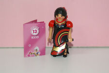 Playmobil 9333 figures Girls serie 13 flamenco bailarina