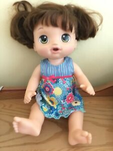 Baby Alive Talking Doll