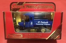 Matchbox Y12 1912 Ford Model 'T' Low Sided Truck  MOY Limited Edition Box