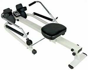 Opti Hydraulic 5 Setting Resistance Rowing Machine
