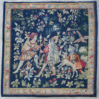 Tapestry rug carpet antique European Europe French France Aubusson 1900