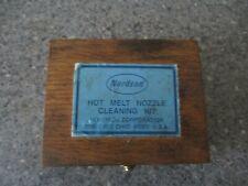 NORDSON HOT MELT NOZZLE CLEANING KIT