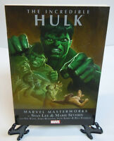 The Incredible Hulk Masterworks Vol 3 Marvel Comics TPB Paperback Brand New