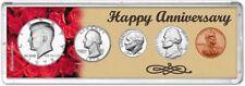 Happy Anniversary Coin Gift Set, 1972