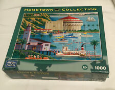 Heronim Hometown Collection Catalina MegaBrands Jigsaw Puzzle 1000 Pcs