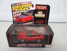 Road Champs Corvette Fever 1997 Corvette  1/10,000