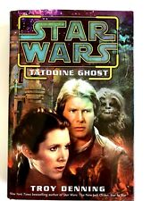 Star Wars: Tatooine Ghost by Troy Denning (2003, Hardcover) 1st FIRST EDITION