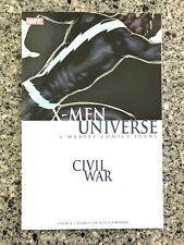 CIVIL WAR: X-men Universe TPB NM (Marvel 2007) Graphic Novel