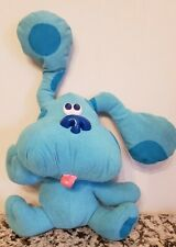 Vintage Fisher Price Blues Clues Barking Plush