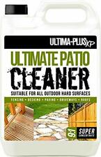 ULTIMA-PLUS XP XP Cleaner 5 litres Super Concentrate for Patios, Fencing