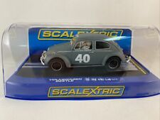 1/32 Scalextric VW Beetle WRC Safari Rally Volkswagen C3642 Working Lights 4WD.