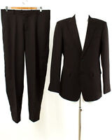 Herren Anzug Gr. 50 Slim Fit Sakko Hose Business Suit Jacket Pants