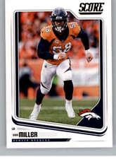 Von Miller 2018 Score #96 Broncos