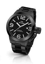 TW Steel Watch * CB212 Canteen 50MM Black Steel COD PayPal Ivanandsophia #crzyj