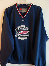 USA Hockey  IIHF  2005 World Junior Championshp  Jacket    L  Nike