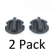 2-PACK Aftermarket 14-17 POLARIS RZR XP 1000 & XP-4 900 FLOOR DRAIN PLUG 5414694