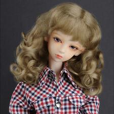 "Dollmore  1/3BJD OOAK Supplier SD wig  (8-9)""  Princess Mohair (Light Brown)"