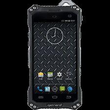 GETNORD ONYX massives + robustes IP68 Outdoor Dual SIM Handy 4G LTE+ 8MP Kamera