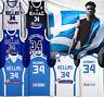 2019 China Giannis Antetokounmpo G. #34 Greece National Hellas Jerseys Stitched