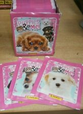 More details for panini puppies & me stickers collection: choose quantity 10, 25, 50 packs or box