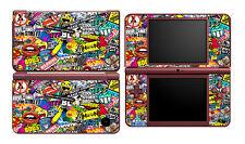 Bombing N262 Vinyl Decal Skin Sticker for Nintendo DSi NDSi XL LL