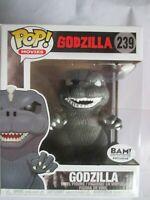 POP Funko  239 GODZILLA Movies   Figurine Bam exclusive