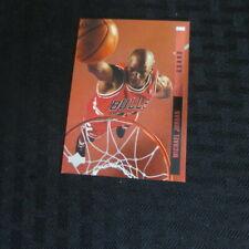 1993-94 Upper Deck Behind the Glass Michael Jordan Chicago Bulls
