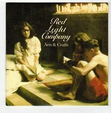 (FA698) Red Light Company, Arts & Crafts - 2008 DJ CD
