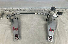 Axis Longboard double bass pedal. Very good used condition. No issues.