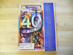"Sports Illustrated Magazine - September 19, 1994 ""Hank Aaron"" - VINTAGE"