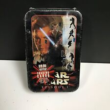 Star Wars TOPPS Trading Cards Star Wars Episode 1 Obi Wan