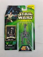 Star Wars - Star Tours - Droid G2-4T - Collectable Figure - New - Hasbro - Rare
