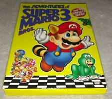 Adventures Of Super Mario Bros 3 - The Complete Series (DVD 3-Disc Set) RARE oop