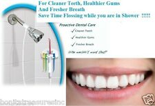 NEW DENTAL SHOWER WATER ORAL IRRIGATOR FLOSS JET TOOTH PICK PIK MADE IN THE USA