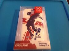 NEW Samsung Galaxy S4 Snap On Case-hard-England-soccer-durable-LIMITED EDITION