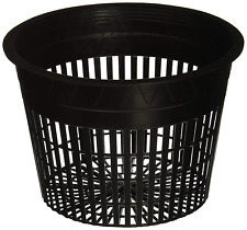 6 Inch Mesh Pot from ExpertHorticulture.Com Hydroponics Supplies