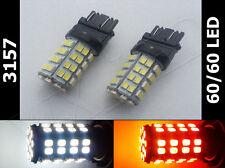 3157 Type 2 120 Led Chip 60/60 White Amber Switchback Turn Signal SRCK / CK Type