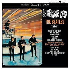 Something New (the U.S. Album) [CD] Stereo &  Mono version on one CD!