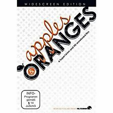 Apples and Oranges - a Super 16mm and HD ( Snowboarding Sport Extreme) DVD