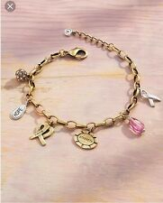 Silpada B3384 Pink Out Loud Bracelet-new Great gift for fighting Cancer