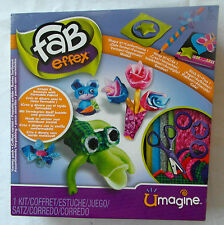Umagine - Fab Effex - Variety Pack - Create & Decorate with Formable Fabric